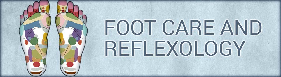 Foot care and reflexology